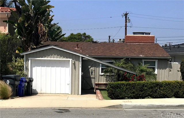 2615 Palm Avenue, Manhattan Beach CA 90266