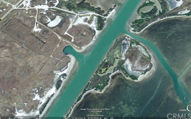 0 W of INTRACOASTAL CANAL RD, Outside Area (Outside Ca), TX 0
