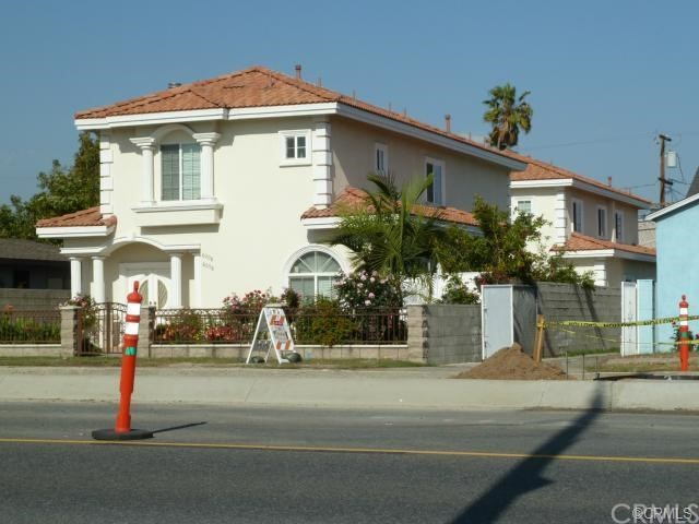 Townhouse for Rent at 6208 Rosemead Boulevard Temple City, California 91780 United States