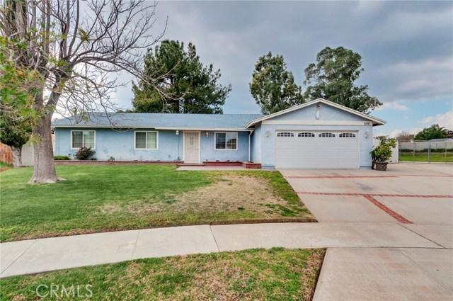 598 Cascade Drive,Rialto,CA 92376, USA