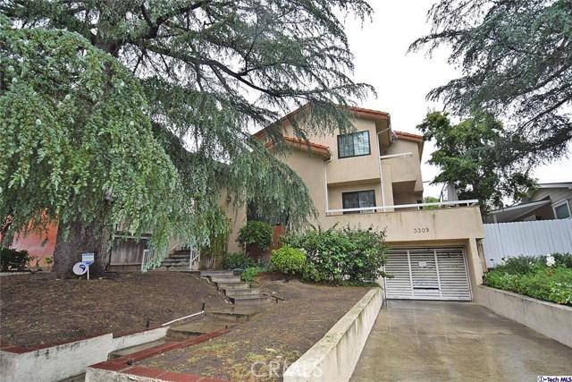 Townhouse for Sale at 3309 Honolulu Avenue Glendale, California 91214 United States