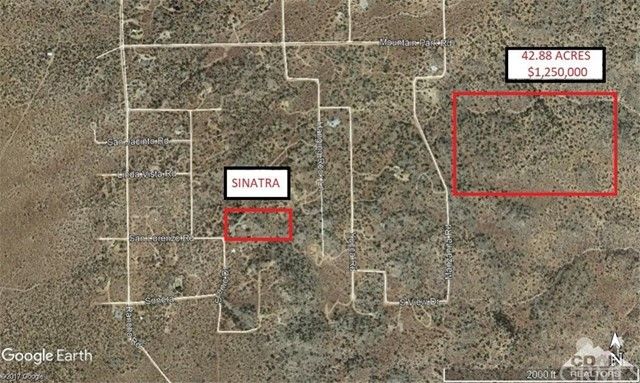 Land for Sale at Manzanita Manzanita Mountain Center, California 92561 United States