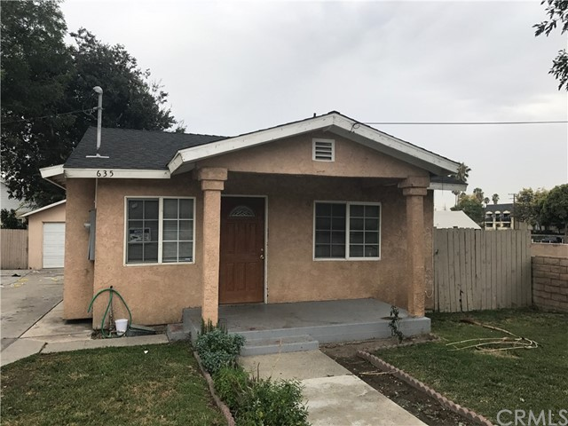 635 N Mountain View Avenue San Bernardino, CA 92401 - MLS #: CV17178608