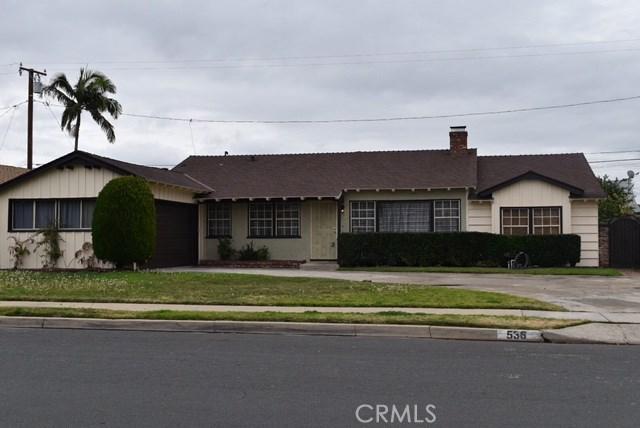 536 N Elspeth Way, Covina, CA 91722