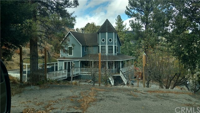 Single Family Home for Sale at 1792 Ash Road Wrightwood, California 92397 United States