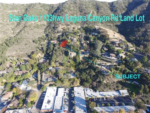 One of Laguna Beach Homes for Sale at 0  Stan Oaks Drive