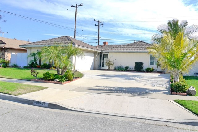 Single Family Home for Rent at 15700 Irene Way Westminster, California 92683 United States