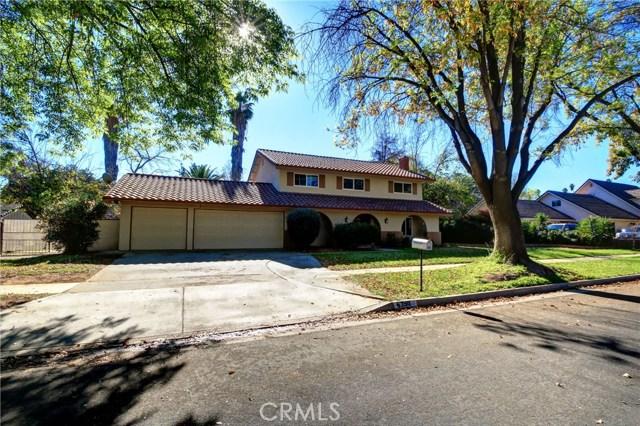 6390 Percival Drive Riverside, CA 92506 - MLS #: PW18022023
