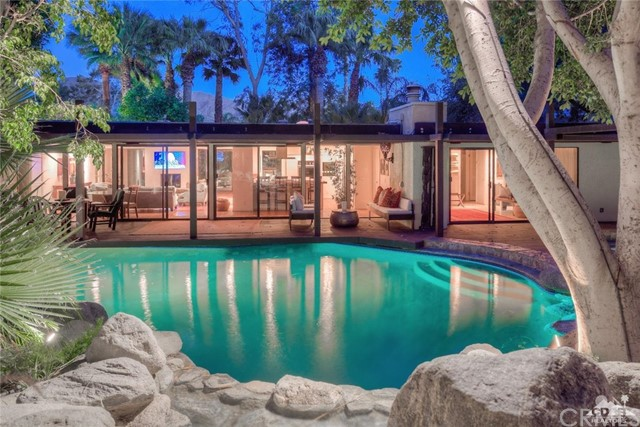 Single Family Home for Sale at 45800 Deep Canyon Road 45800 Deep Canyon Road Palm Desert, California 92260 United States