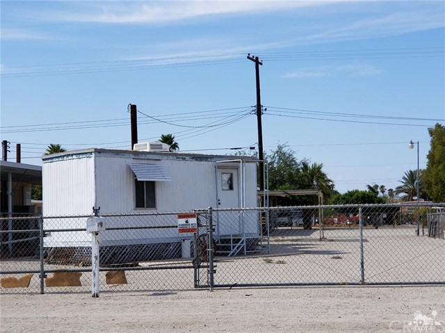 Photo of home for sale at 218 Brawley Avenue, Salton Sea Beach CA