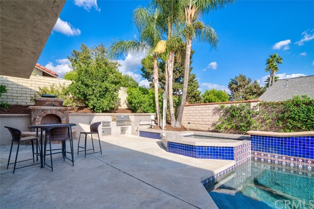 13282 Orange Knoll Drive Santa Ana, CA 92705 - MLS #: PW17218158