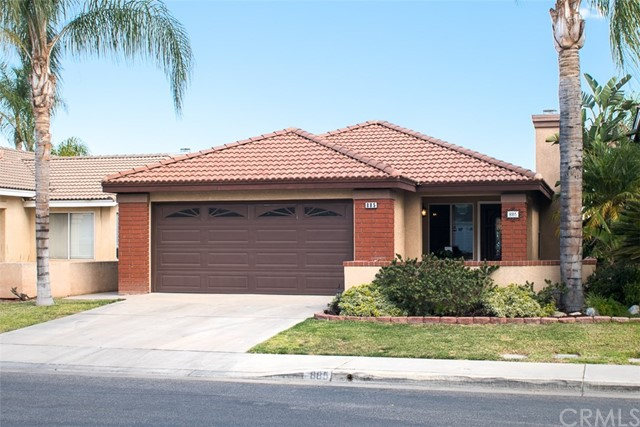 885 Poppyseed Lane, Corona CA 92881