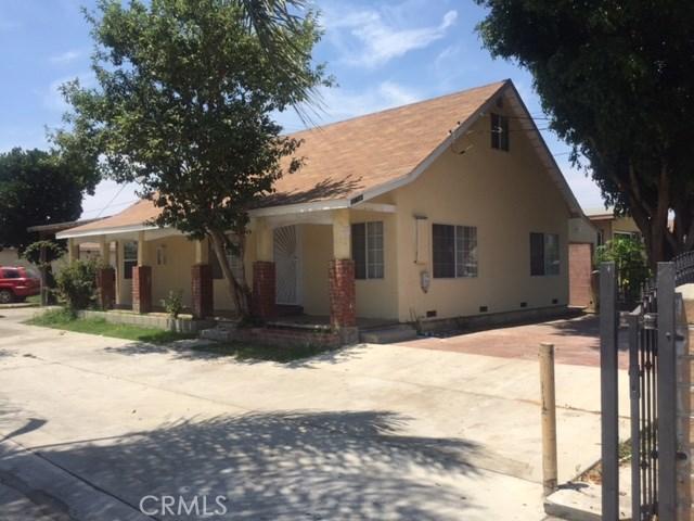 独户住宅 为 销售 在 15615 S White Avenue Compton, 加利福尼亚州 90221 美国