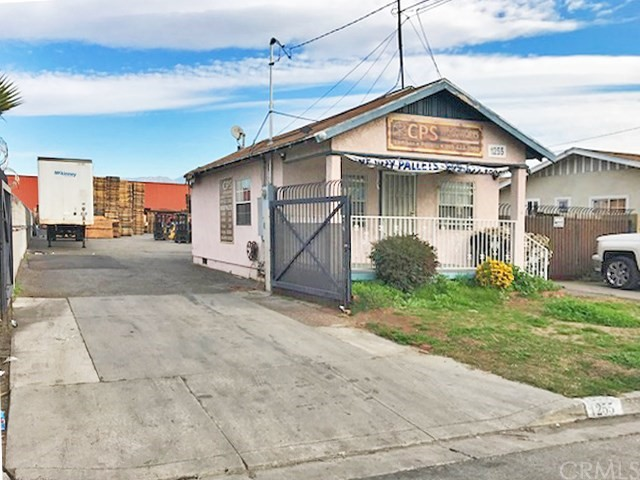 Industrial for Sale at 1255 E 9th Street Pomona, 91766 United States