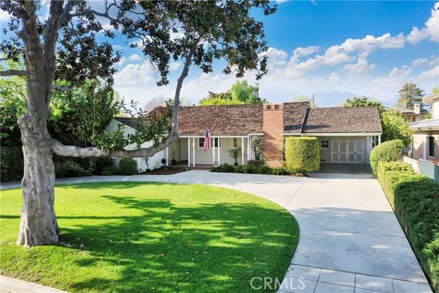 地址: 235 Woodruff Avenue, Arcadia, CA 91007