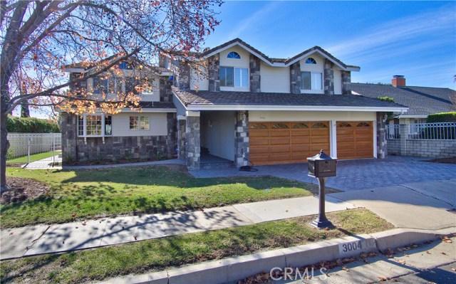 Single Family Home for Sale at 3004 Marywood Lane E Orange, California 92867 United States