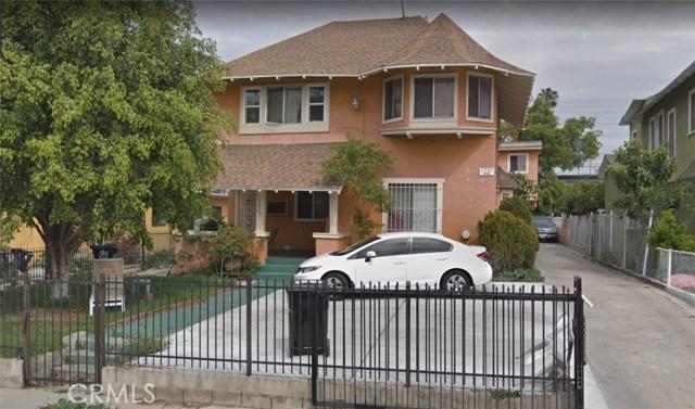 1739 23rd Street, Los Angeles, CA, 90018