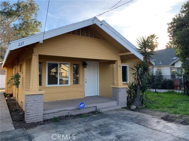 227 9th Street, San Bernardino, CA, 92410