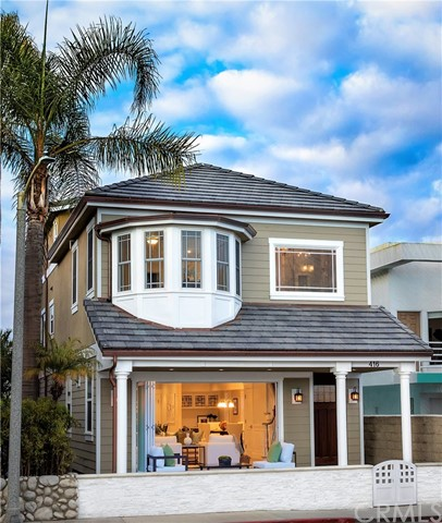 416 E Bay Avenue Newport Beach, CA 92661 is listed for sale as MLS Listing NP18122677