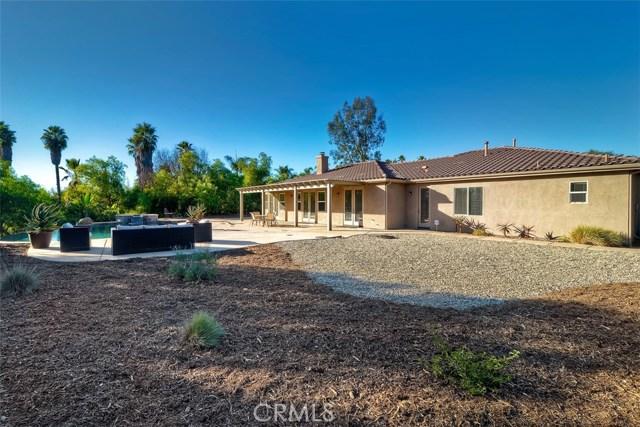 809 Hillcrest Terrace Fallbrook, CA 92028 - MLS #: SW17238844