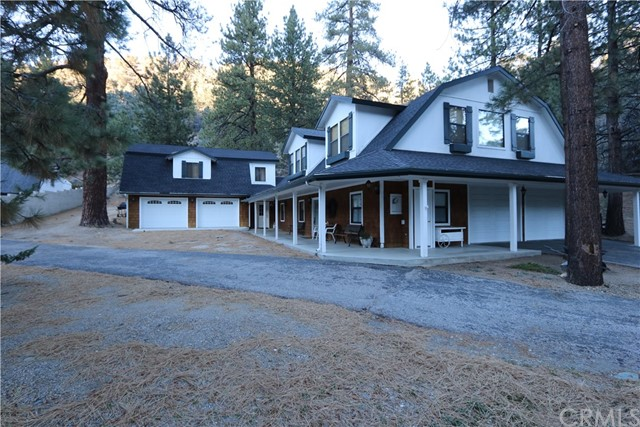Single Family Home for Sale at 800 Swathout Canyon Road Wrightwood, California 92397 United States