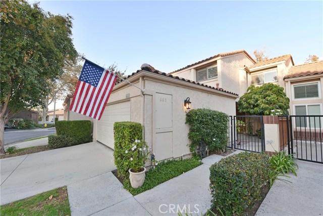 663 Colonial Circle Fullerton, CA 92835 - MLS #: PW18268473