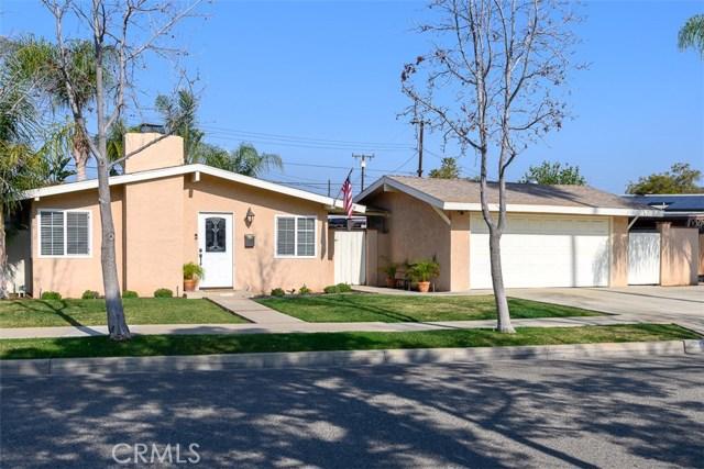 1139 W Cherry Drive, Orange, California