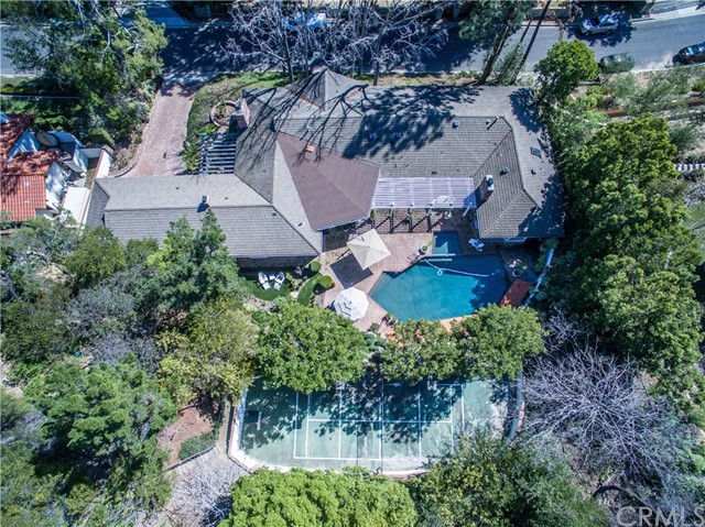9832 Overhill Drive North Tustin, CA 92705 is listed for sale as MLS Listing PW17034639