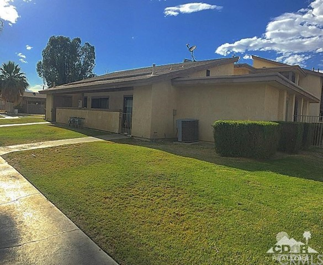 45546 Aladdin Street Unit C104 Indio, CA 92201 - MLS #: 218017700DA