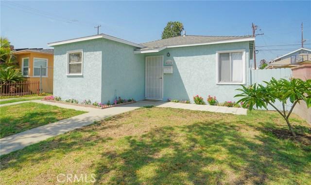 6115 Brayton Avenue  Long Beach CA 90805