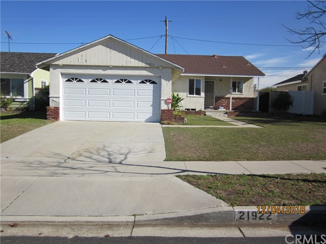 Photo of 21922 Ladeene Avenue, Torrance, CA 90503