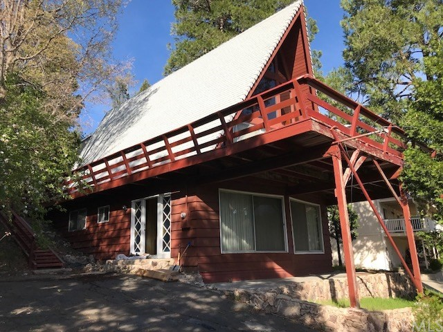 351 Grass Valley Road Lake Arrowhead, CA 92352 - MLS #: PW18107309