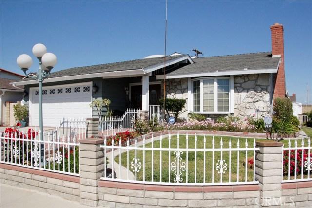 Single Family Home for Sale at 23050 Kinard Avenue Carson, California 90745 United States