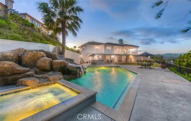 Single Family Home for Sale at 354 Whitestone Drive S Anaheim Hills, California 92807 United States