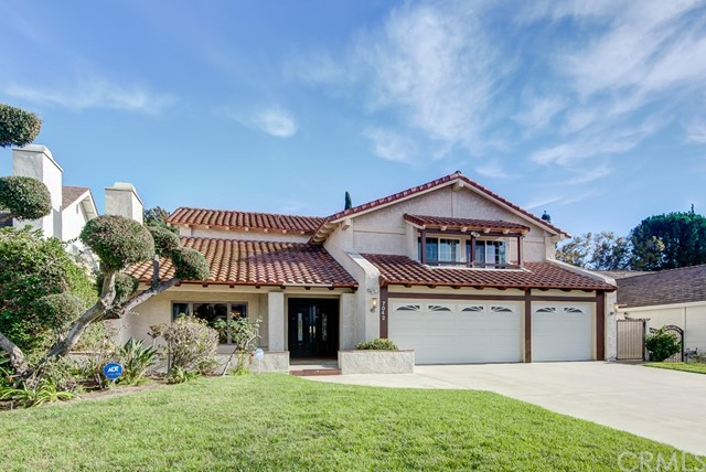 Single Family Home for Rent at 7042 Country Club Lane E Anaheim Hills, California 92807 United States