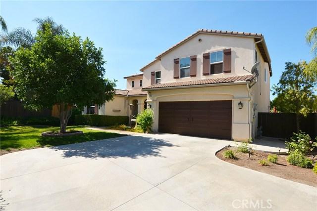12763 Date Palm Circle Riverside, CA 92503 - MLS #: SW18093028