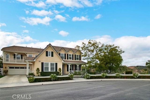 Single Family Home for Sale at 1 Hawthorne Lane Coto De Caza, California 92679 United States