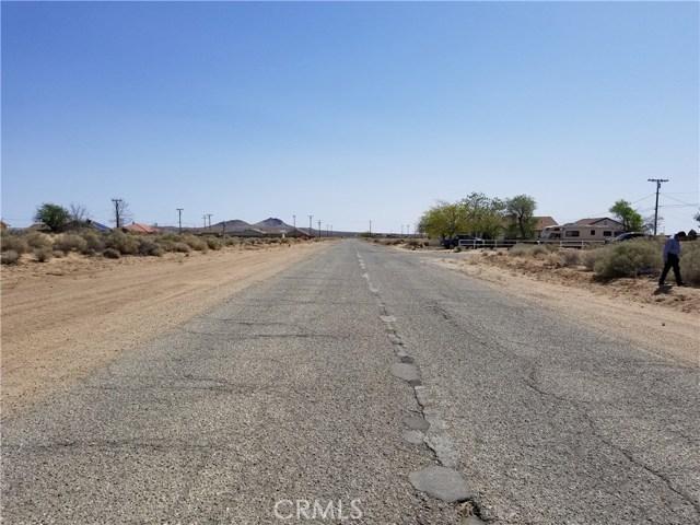0 FOREST Boulevard California City, CA 93505 - MLS #: IN18088112
