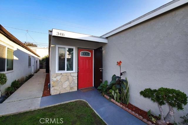 3416 Caspian Avenue  Long Beach CA 90810