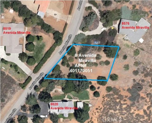 0 Avenida Miravilla Cherry Valley, CA 0 - MLS #: EV18217849
