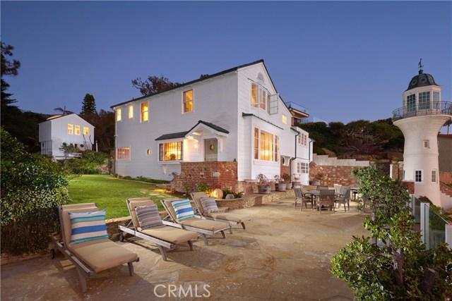 40 N La Senda Drive Laguna Beach, CA 92651 - MLS #: NP16175344