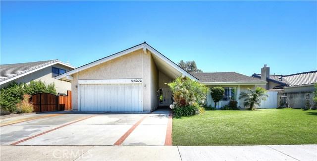 Single Family Home for Rent at 25272 Mawson Drive Laguna Hills, California 92653 United States