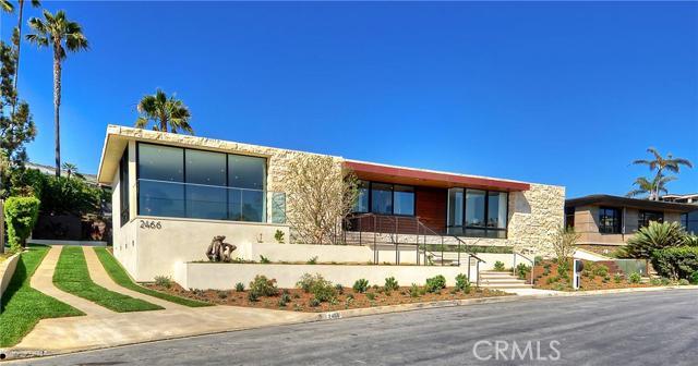 Single Family Home for Rent at 2466 Riviera Laguna Beach, California 92651 United States