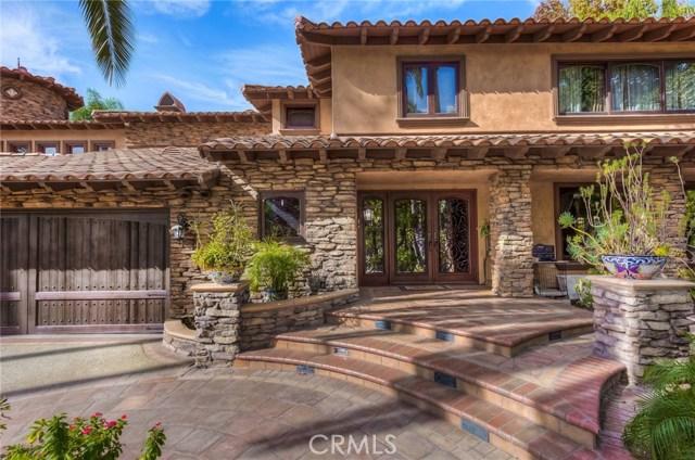 واحد منزل الأسرة للـ Sale في 462 S Country Hill Road 462 S Country Hill Road Anaheim Hills, California 92808 United States
