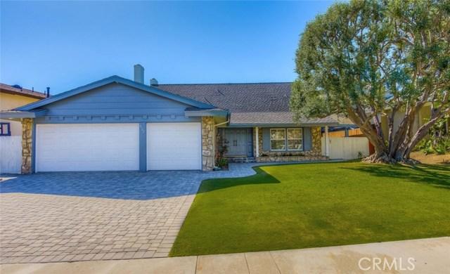8142 Burnham Circle Huntington Beach, CA 92646 - MLS #: OC17243247