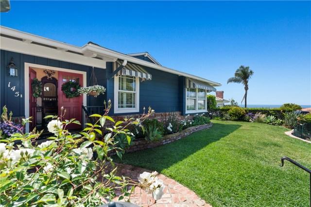 Photo of 145 Mcknight Drive, Laguna Beach, CA 92651