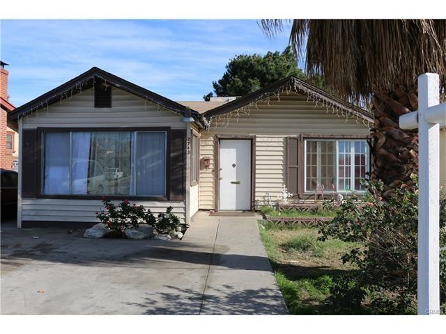 Single Family for Sale at 2743 E Street N San Bernardino, California 92405 United States