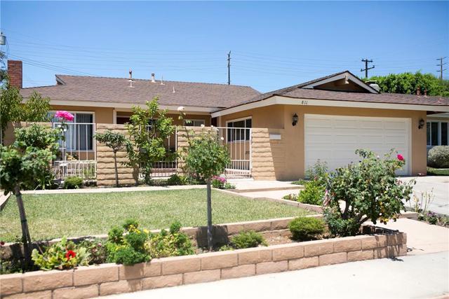 Single Family Home for Sale at 811 Vecino Street La Habra, California 90631 United States