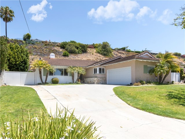 Beautiful family home located in the Mira Catalina neighborhood of prestigious Rancho Palos Verdes. Large remodeled kitchen with gorgeous dark natural cabinetry, granite counters and built-ins including convection oven & 5 burner cook top. Four bedrooms, 2 remodeled full baths, family room and separate laundry room. Excellent floorplan for entertaining. Master bathroom includes large tub and separate stall shower. Mirrored closet doors. Dual pane windows and sliding doors. Refinished hardwood floors. New carpeting. Fresh interior paint. New roll-up garage door. Tile roof. Potential for boat or RV storage. This home is in excellent condition and ready to move in.