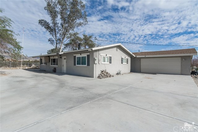 Single Family Home for Sale at 12214 United Road 12214 United Road Desert Hot Springs, California 92240 United States